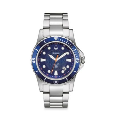 Bulova Men's Marine Star Sport Collection Watch