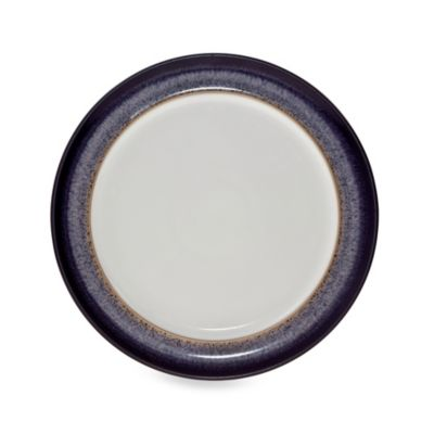 Denby Heather 9.5-Inch Salad/Dessert Plate