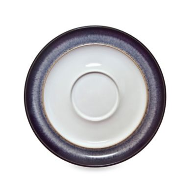 Denby Heather 6.25-Inch Tea Saucer