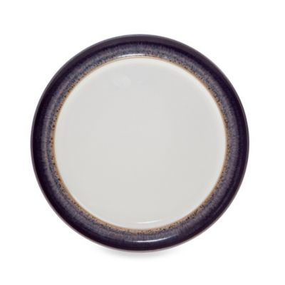 "Denby Heather 8"" Tea Plate"