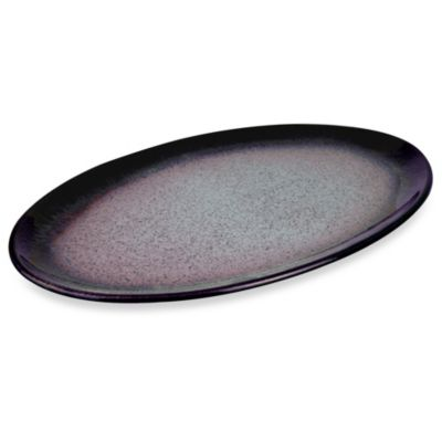 Denby Heather 16-Inch Oval Platter