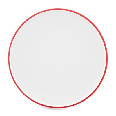 Dansk Kobenstyle 11-Inch Dinner Plate in Red