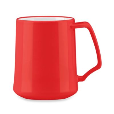 Dansk Kobenstyle 12-Ounce Mug in Red