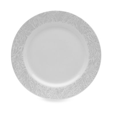 Silver Salad Plate