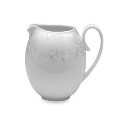 Denby Monsoon Lucille Silver 10.5-Ounce Small Jug