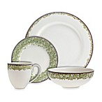 Denby Daisy 4-Piece Dinnerware Set