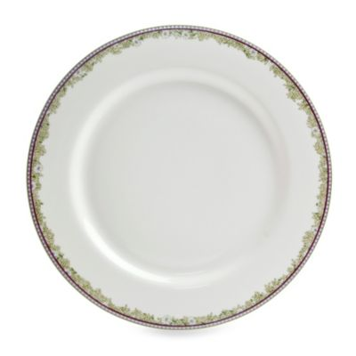 Denby Daisy 11.25-Inch Dinner Plate