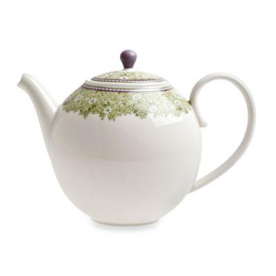 Denby Daisy 42.3-Ounce Teapot