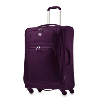 American Tourister iLite 29-Inch Spinner in Purple