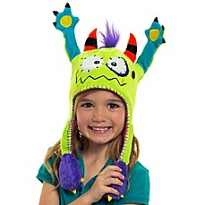 Flipeez™ Peek-a-Boo Monster Action Hat