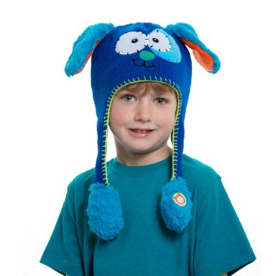 Flipeez™ Playful Puppy Action Hat - from As Seen on TV