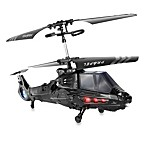 Combat Copter with Flight Stick Controller in Black