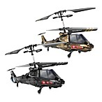 Combat Copter with Flight Stick Controller
