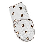 aden® by aden + anais® Easy Swaddle™ in Safari Friends Monkey