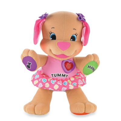 Musical > Fisher-Price® Laugh & Learn™ Love to Play™ Sis