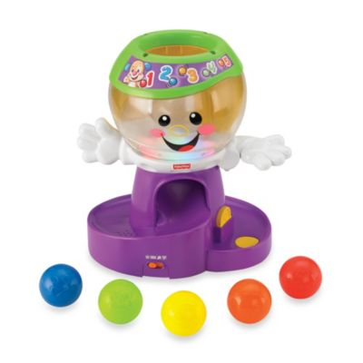 Fisher-Price® Laugh & Learn™ Count & Color Gumball