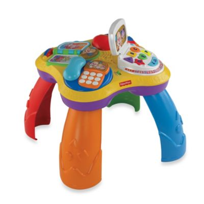 Fisher-Price® Laugh & Learn™ Puppy & Friends Learning Table - from Fisher Price
