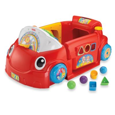 Fisher-Price® Laugh & Learn™ Crawl Around™ Car