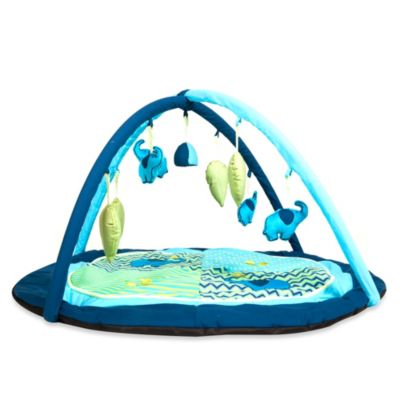 Play Gyms > Pam Grace Creations Zig Zag Elephant Play Gym