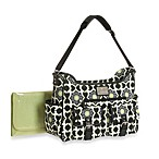 Bananafish® Mosaic Floral Hobo Diaper Bag