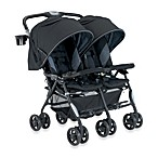 Combi® Twin Cosmo Double Stroller in Black