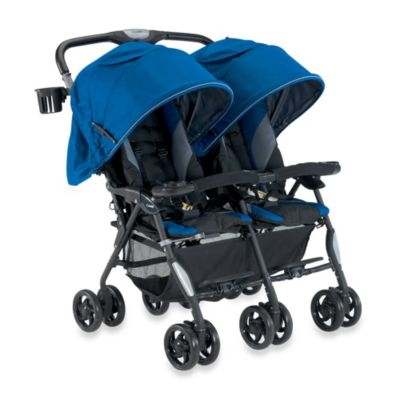 Combi® Twin Cosmo Double Stroller in Royal Blue