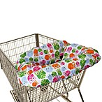 Itzy Ritzy™ Ritzy Sitzy™ Shopping Cart/High Chair Cover in Hoot