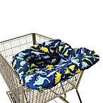 Itzy Ritzy Ritzy Sitzy™ Shopping Cart/High Chair Cover in Dino
