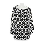Itzy Ritzy™ Ritzy Nurser™ Fully-Lined Nursing Cover in Moroccan Nights