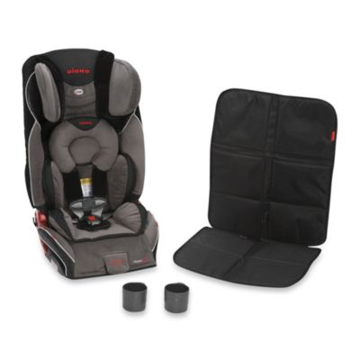 Diono® Radian® GTX Convertible Booster Car Seat in Midnight