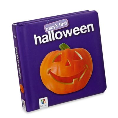Baby's First Halloween Board Book