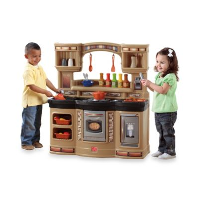 Step2® Tan Prepare and Share Kitchen Set