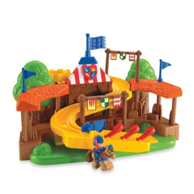 Fisher-Price® Little People™ Mike the Knight™ Klip Klop Playset