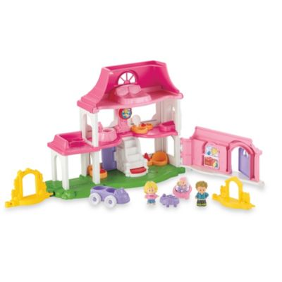 Fisher-Price® Little People® Happy Sounds Home™