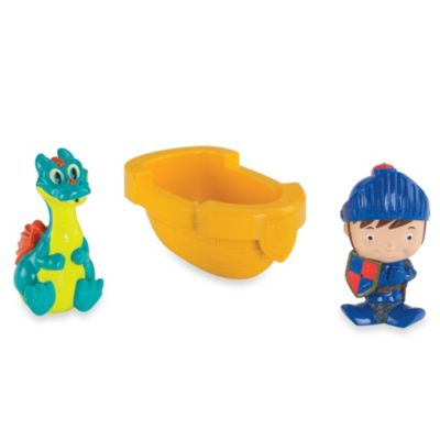 Fisher-Price® Mike The Knight™ Bath Buddies