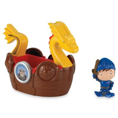 Fisher-Price® Mike The Knight™ Bath Viking Adventure Ship