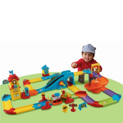 V-Tech® Go! Go! Smart Wheels™ Train Station Playset
