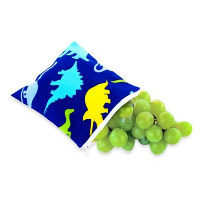 Itzy Ritzy® Snack Happens™ Reusable Snack & Everything Bag in Dino-Mite!