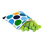 Itzy Ritzy™ Snack Happens™ Reusable Snack & Everything Bag in Big Top Dot