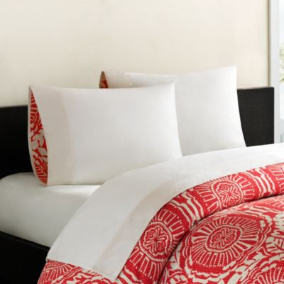 Coral Bed Sheets Twin