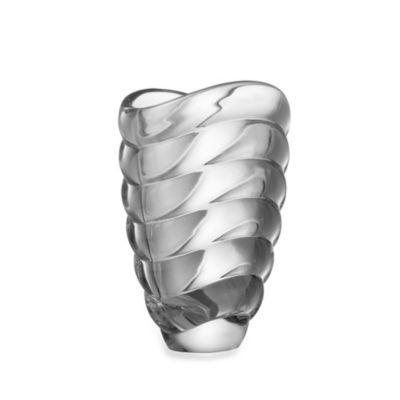 Nambe Azzuro 11-Inch Vase