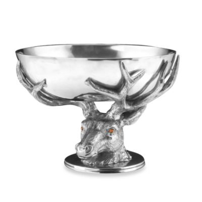 Arthur Court Designs Antler Centerpiece Bowl
