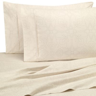 Barbara Barry® 100% Cotton Poetical Sheet Set