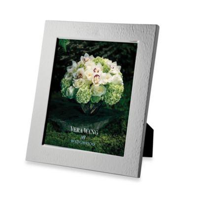 Vera Wang Wedgwood Hammered 8-Inch x 10-Inch Frame