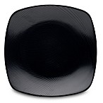 Noritake® Black-on-Black Dune Square 8 1/4-Inch Salad Plate
