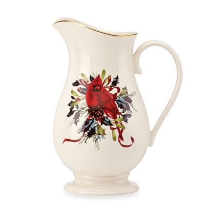 Lenox® Winter Greetings® Pitcher