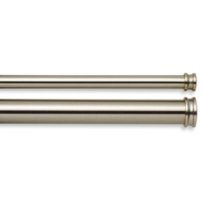 Cambria Complete Brass Curtain Rod