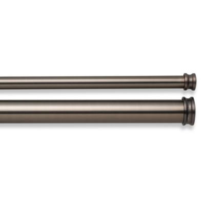 Cambria® Premier Complete® Decorative Drapery Rod in Oil Rubbed Bronze
