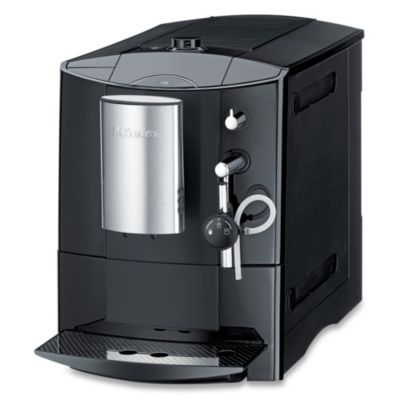 Miele CM5000 Countertop Coffee System in Black
