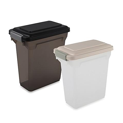 Iris Usa 15 Quart Airtight Pet Food Containers Www